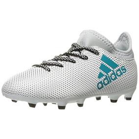 designer fashion 24542 f1a2f adidas Niños  X 17.3 Fg J Fútbol Zapato , Blanco