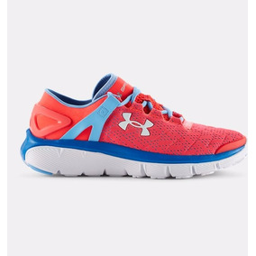 Under Armour Speedform Fortis Para Niña 23 Mex
