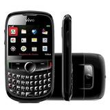 Celular Zte E821s Preto 3g Desbloqueado Câm 2mp (novo)