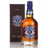 Whisky Chivas Regal 18 Años Botella