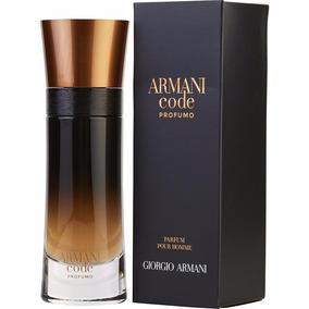 Armani Code Profumo 200ml - Perfumes no Mercado Livre Brasil fbe4c44b68