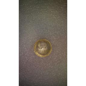 Medalha Ou Ficha Da Shell De 1963