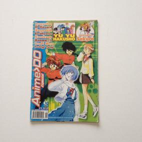 Revista Anime Do Especial Card Captor Sakura Yuyu N°15