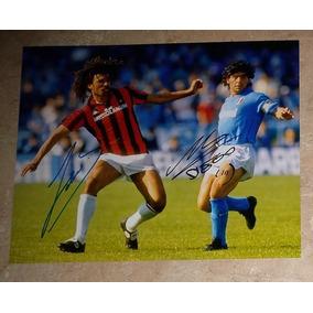Playera Firmada Por Diego Maradona en Mercado Libre México 8e7e1dbe18e64
