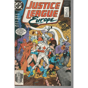 Justice League Europe 3 - Dc 03 - Bonellihq Cx164 B18