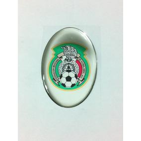 01c362efa7 Adesivo Resinado Do Escudo Da Seleção Do México De Futebol · R  19 58