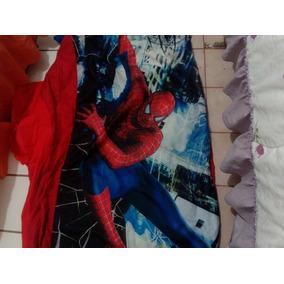 Poncho Para Dormir De Spider Man