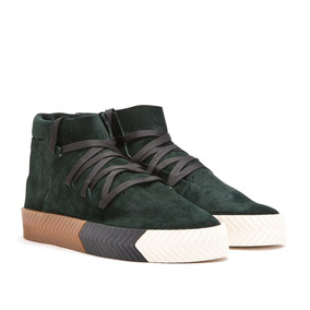 sneakers for cheap 7e171 35b37 Tenis adidas Alexander Wang Skate Mid Night Green Aw Ac6851