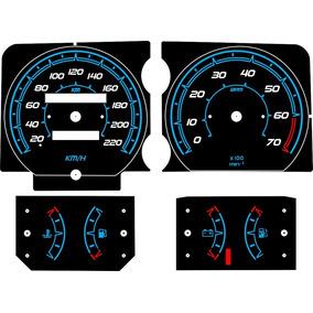 Monza Kit Translucido P/ Painel Cod670v220 Acrilico Show