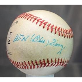 Béisbol Autografiado De Bill Terry - Auténtico Feeney Nation 4925cca4b4c6c