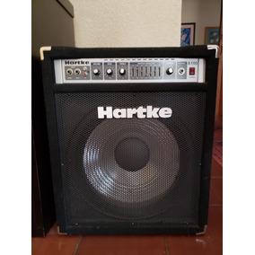 Amplificador De Bajo Hartke