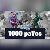 Fortnite _ 1000 Pavos _ Todas Las Plataformas.