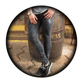 5b4422af6134a Calca Jeans Oakley - Calças Oakley Calças Jeans Masculino no Mercado ...