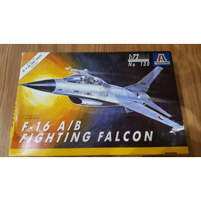 Avión F-16 Fighting Falcon, 1.72, Italeri