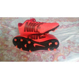 Chuteira Nike Mercurial Vapor Xi Fire Fg