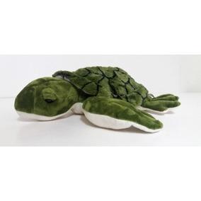 Tartaruga De Pelúcia - 38 Cm