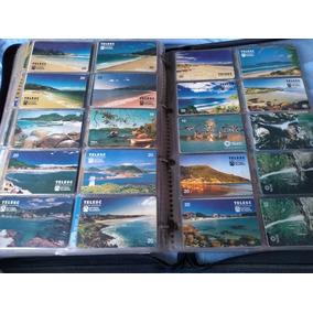 Colecao Inteira Com 3928 Cartões Telefônicos