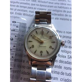 839a6672bf8 Rolex Antigo - Relógios no Mercado Livre Brasil