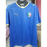 Camisa Puma Seleção Da Itália Squadra Azzurra