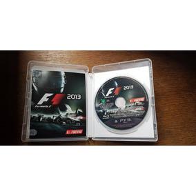 Formula 1 2013 Classica Midia Fisica Original Playstation 3