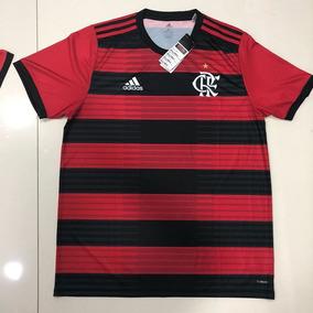 586f47efe2 Camisa Flamengo adidas Vermelha E Preta 18 19