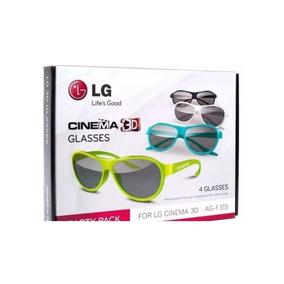 Óculos Lg 3d Cinema - Ag-f315