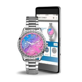 a00fb3db071e7 Relogio Guess Connect Smartwatch C1003l3 Prata Original. R  1.899. 12x R   181. Frete grátis