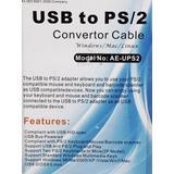 Cable Convertidor Adaptador Usb A Ps/2 / Mrtecnología