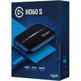 Capturadora Elgato Hd60 S Para Ps4 Xbox One Nintendo Usb Htg