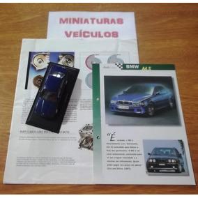 Miniatura - Auto Collection - Nº28 - Bmw M5 1985
