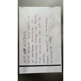 Notebook Hp 6530b Reparar O Repuestos