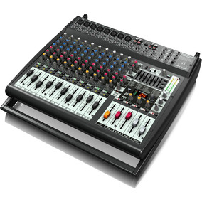 Consola Potenciada Behringer Pmp4000 2x800w 8mic+2line