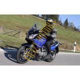Manual Taller - Moto Suzuki V-strom Dl650 04 - 11 Español *