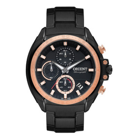 8f5766a4736 Relógio Orient Cronógrafo Titânio Mttpc001 P1px - Relógios De Pulso ...