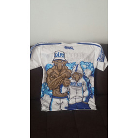 Camisas Mafia Azul