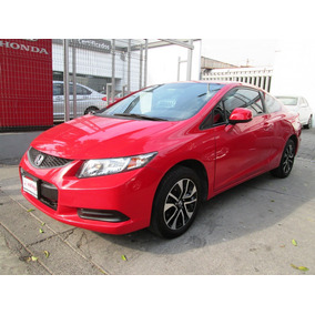 d81555920 Honda Civic Coupe 2 Puertos Rojo Deportivo Usado en Mercado Libre México