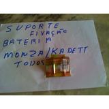 Chapa Trava Suporte Da Bateria Gm Monza Kadett Ipanema Tdo
