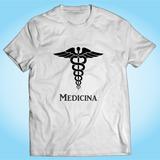 Camisa Medicina Profissão - Médico - Doutor - Personalizada b1e74daa527