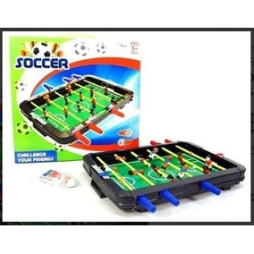 c66a2078d3381 Futbolito Juego Mesa Juguete Soccer Futbol Fiesta Regalo