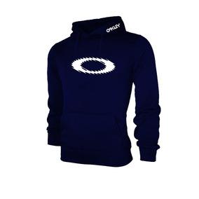 Moletom Oakley Lançamento Blusa Unissex Casaco De Frio