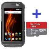 Celular Smartphone Cat Caterpillar S31 Antichoque + 64gb