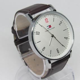 fd6c6c57e04 Relogio Masculino Moderno Marrom - Relógios De Pulso no Mercado ...
