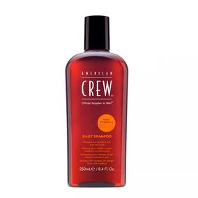 Shampoo Daily Para Cabello Normal A Graso 250m American Crew