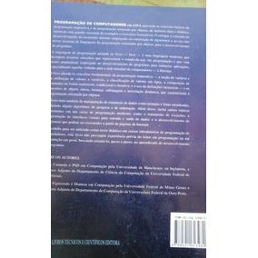 Livro Programação De Computadores Em Java Ltc