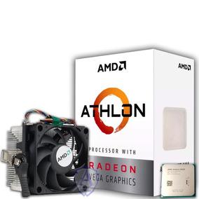 Processador Amd Athlon 200ge 3,2 Ghz 4 Threads - Nota Fiscal