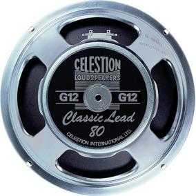 Celestion Classic Lead 80 Parlante Para Guitarra 12 80 Watt