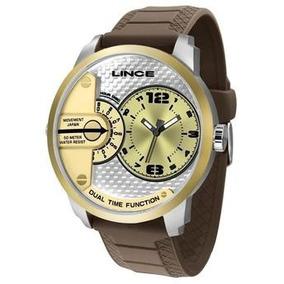 dfc9e5ebf05 Lince Wr 50m Masculino Pulso - Relógio Lince no Mercado Livre Brasil