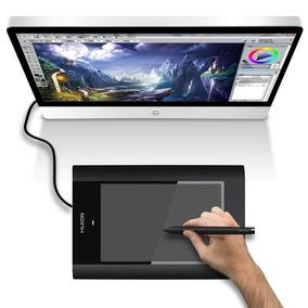 Tableta Digitalizadora Huion W58 + Pluma Diseño