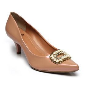 7524eb84b Scarpin Claudina Chic Só Esta Semana Por R$ 30,00 - Sapatos no ...