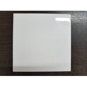 Azulejos Blancos Brillantes 15x15cm Importados